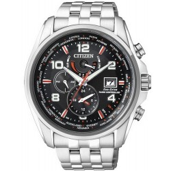 Buy Citizen Men's Watch Radio Controlled Chrono Eco-Drive AT9030-55F