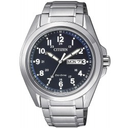 Citizen Men's Watch Eco-Drive AW0050-58L
