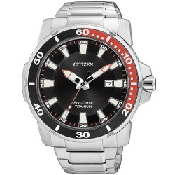 Citizen Men's Watch Sport Titanium Eco-Drive AW1221-51E