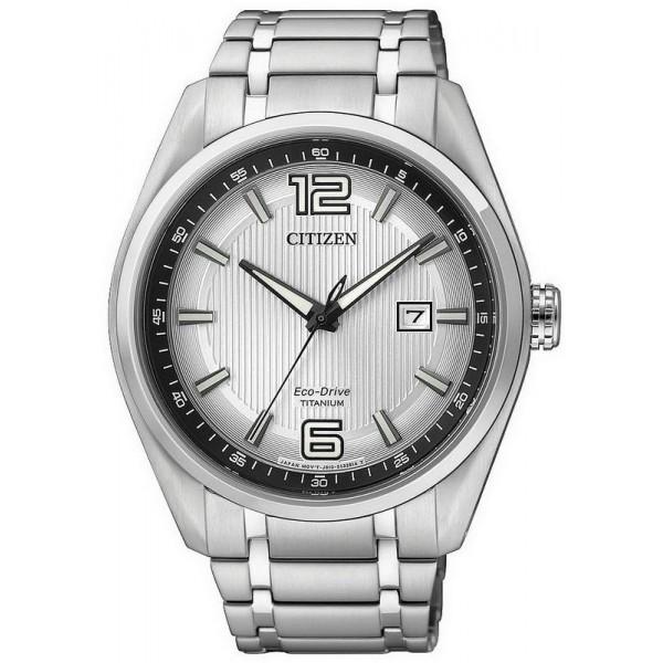 Buy Citizen Men's Watch Super Titanium Eco-Drive AW1240-57B