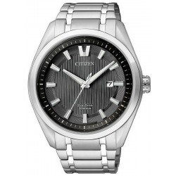 Citizen Men's Watch Super Titanium Eco-Drive AW1240-57E