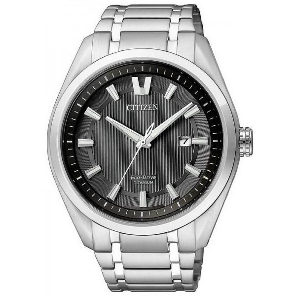 Buy Citizen Men's Watch Super Titanium Eco-Drive AW1240-57E