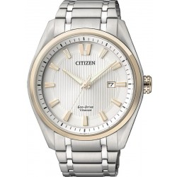 Citizen Men's Watch Super Titanium Eco-Drive AW1244-56A