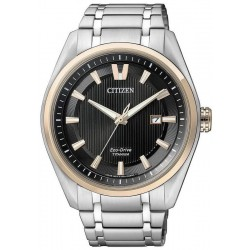 Citizen Men's Watch Super Titanium Eco-Drive AW1244-56E