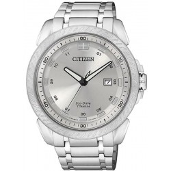 Citizen Men's Watch Super Titanium Eco-Drive AW1330-56A