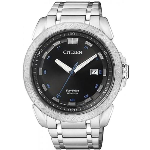 Buy Citizen Men's Watch Super Titanium Eco-Drive AW1330-56E