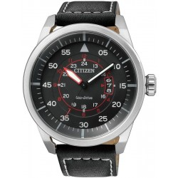 Citizen Men's Watch Aviator Eco Drive AW1360-04E