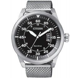 Citizen Men's Watch Aviator Eco-Drive AW1360-55E