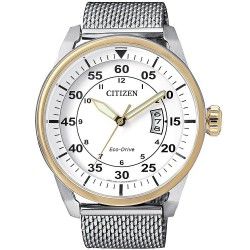 Citizen Men's Watch Aviator Eco-Drive AW1364-54A