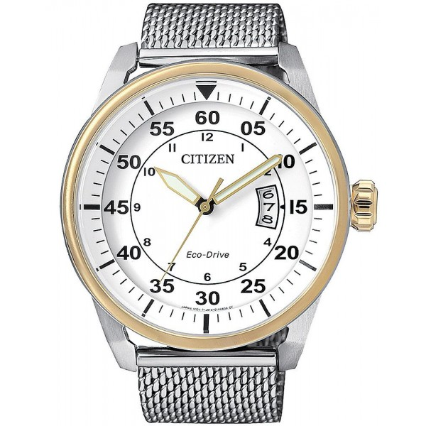 Buy Citizen Men's Watch Aviator Eco-Drive AW1364-54A