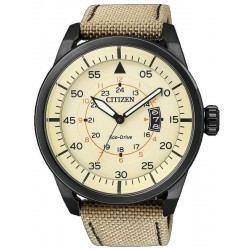 Citizen Men's Watch Aviator Eco-Drive AW1365-19P