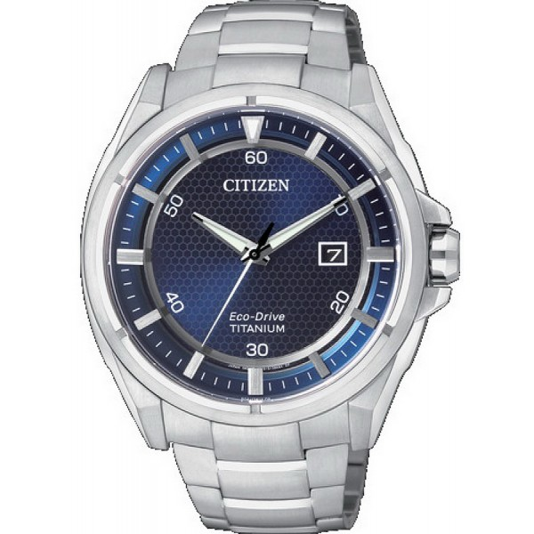 Buy Citizen Men's Watch Super Titanium Eco-Drive AW1400-52M