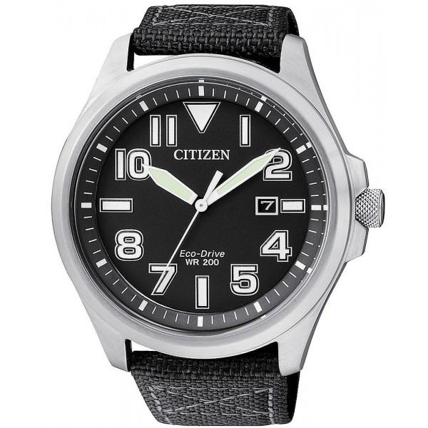 Buy Citizen Men's Watch Military Eco-Drive AW1410-24E