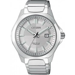 Citizen Men's Watch Super Titanium Eco-Drive AW1540-53A