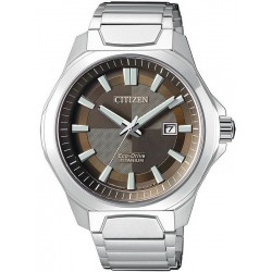 Citizen Men's Watch Super Titanium Eco-Drive AW1540-53W