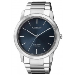 Citizen Men's Watch Super Titanium Eco-Drive AW2020-82L