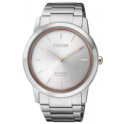 Citizen Men's Watch Super Titanium Eco-Drive AW2024-81A