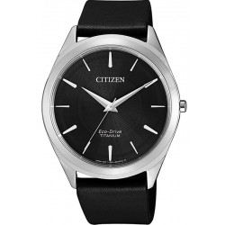Citizen Men's Watch Super Titanium Eco-Drive BJ6520-15E