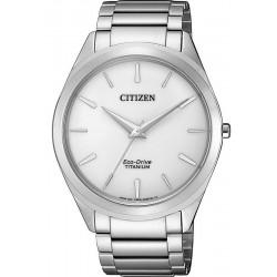 Citizen Men's Watch Super Titanium Eco-Drive BJ6520-82A
