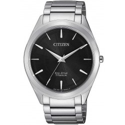 Citizen Men's Watch Super Titanium Eco-Drive BJ6520-82E