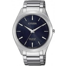 Citizen Men's Watch Super Titanium Eco-Drive BJ6520-82L