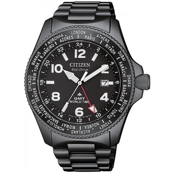 Buy Citizen Men's Watch Promaster Field GMT BJ7107-83E