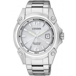 Citizen Men's Watch Super Titanium Eco-Drive BM1340-58A