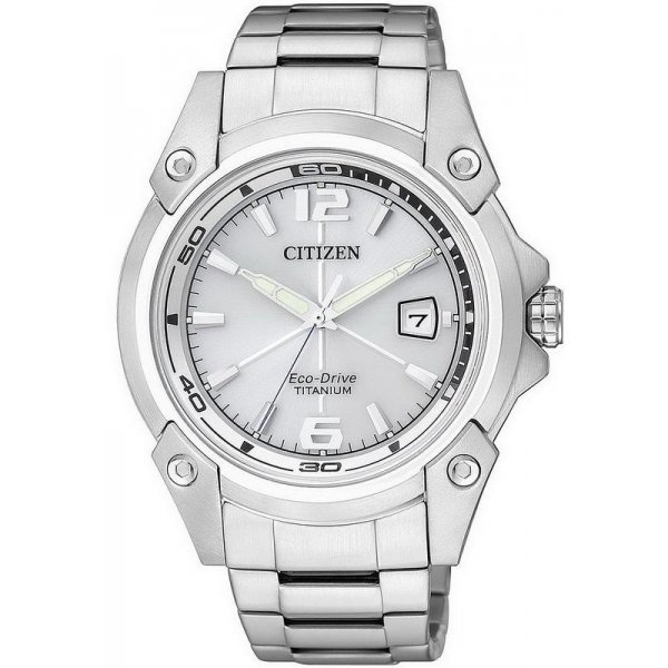 Buy Citizen Men's Watch Super Titanium Eco-Drive BM1340-58A