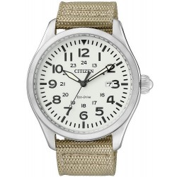 Citizen Men's Watch Military Eco-Drive BM6831-24B