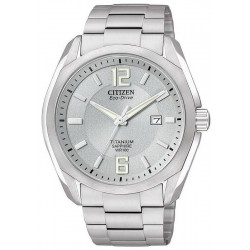 Citizen Men's Watch Super Titanium Eco-Drive BM7080-54A