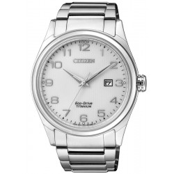Citizen Men's Watch Super Titanium Eco-Drive BM7360-82A