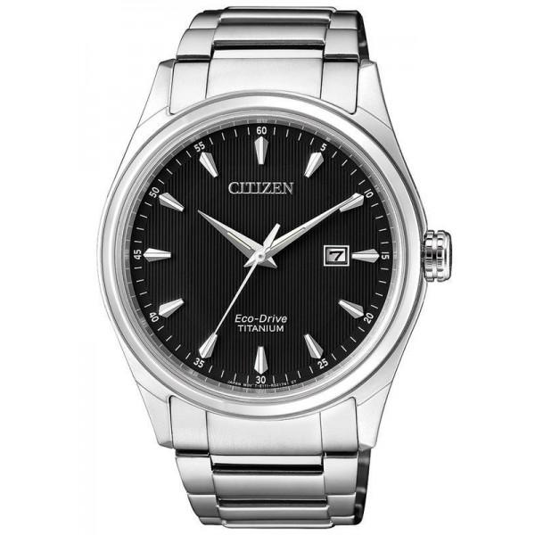 Buy Citizen Men's Watch Super Titanium Eco-Drive BM7360-82E