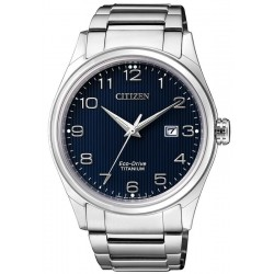 Citizen Men's Watch Super Titanium Eco-Drive BM7360-82M