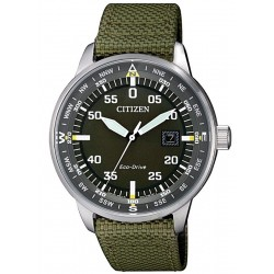 Citizen Men's Watch Aviator Eco-Drive BM7390-22X
