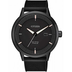 Citizen Men's Watch Super Titanium Eco-Drive BM7425-11H
