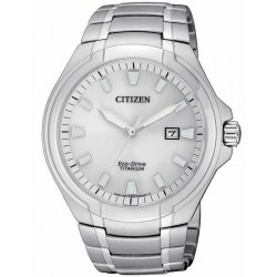 Citizen Men's Watch Super Titanium Eco-Drive BM7430-89A
