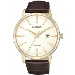 Citizen Men's Watch Classic Eco-Drive BM7463-12A
