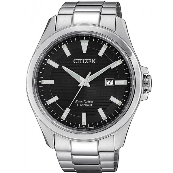 Buy Citizen Men's Watch Super Titanium Eco-Drive BM7470-84E