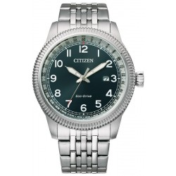 Buy Citizen Mens Watch Aviator Eco Drive BM7480-81L