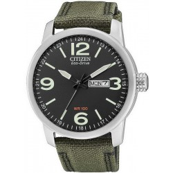 Citizen Men's Watch Military Eco-Drive BM8470-11E