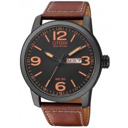 Citizen Men's Watch Military Eco-Drive BM8476-07E