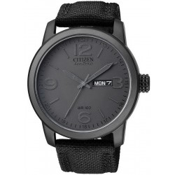 Citizen Men's Watch Military Eco-Drive BM8476-15E