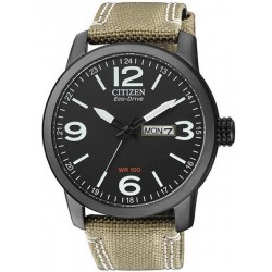 Citizen Men's Watch Military Eco-Drive BM8476-23E