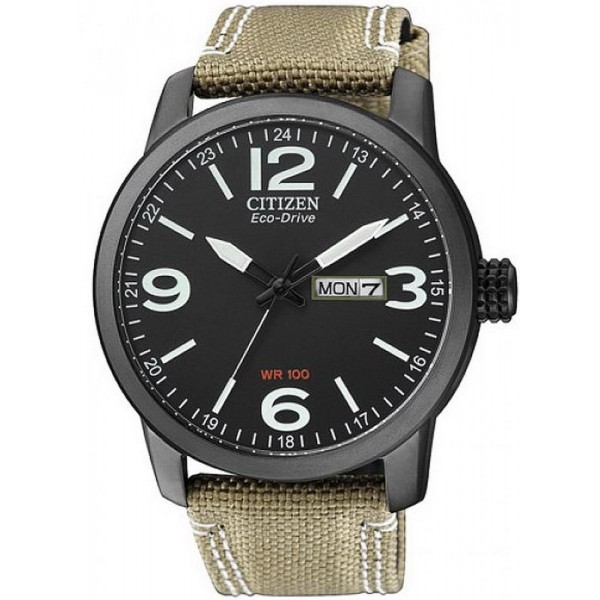 Buy Citizen Men's Watch Military Eco-Drive BM8476-23E