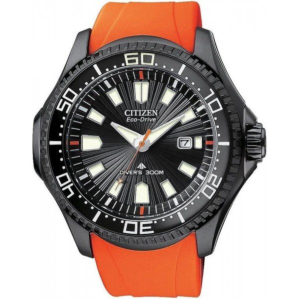 Buy Citizen Men's Watch Promaster Diver's Eco-Drive 300M BN0088-03E