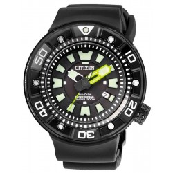 Citizen Men's Watch Promaster Diver's Eco-Drive 300M BN0175-01E