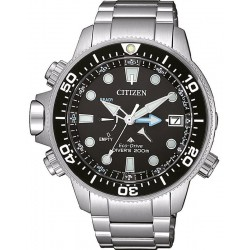 Citizen Men's Watch Promaster Aqualand Eco-Drive Diver's 200M BN2031-85E