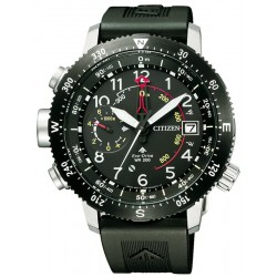 Citizen Men's Watch Promaster Altichron Eco-Drive BN4044-15E