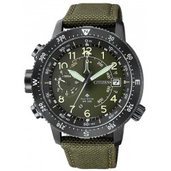 Citizen Men's Watch Promaster Altichron Eco-Drive BN4045-12X