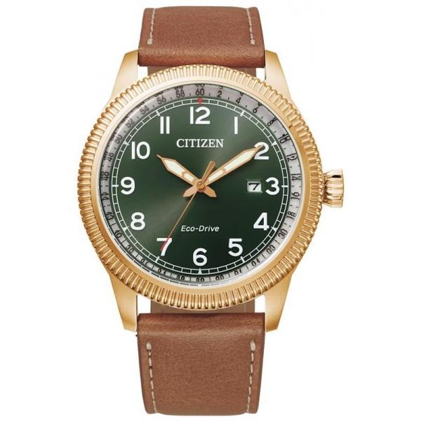 Buy Citizen Mens Watch Aviator Eco Drive BM7483-15X